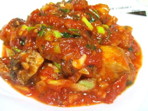 イサキの簡単レシピ・いさきのトマト煮