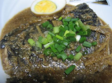 メジナ料理の煮魚レシピ・メジナの胡麻味噌煮