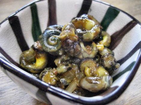 貝のおつまみレシピ・五島の郷土料理のみな味噌