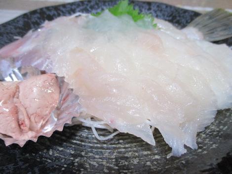 カワハギ料理のおすすめレシピ・かわはぎの薄造り