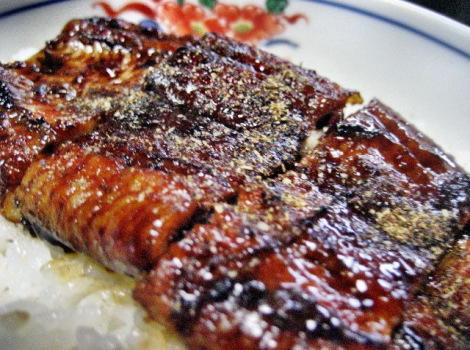 うなぎの簡単レシピ・ふっくらうな丼